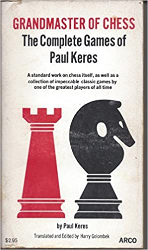 Book Grandmaster of Chess: The Complete Games of Paul Keres