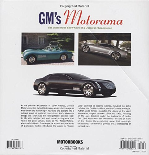 Review GM's Motorama: The Glamorous