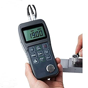 MT160 - Calibre de espesor ultrasónico portátil: Amazon.es ...