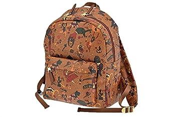 547b674195 Amazon.com : Piero Guidi Vintage Backpack - Genuine Italian Leather (Brown)  : Baby