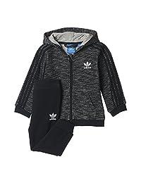Adidas Baby Boy's Originals Infant Hoodie Play Set