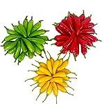 Lorigun-Artificial-Little-Chili-Simulation-Pepper-Mini-Three-Colour-Red-Yellow-Green-Small-Hot-Pepper-Lifelike-Fake-Vegetable-Home-Decor