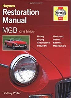 How to Give Your MGB V8 Power - Fourth Edition (SpeedPro
