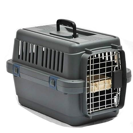 dizon Caja de Aire Mascotas, Caja de Transporte para Perros y ...