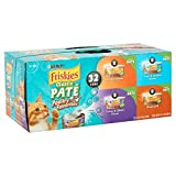 Purina Friskies Wet Cat Food, Classic Pate Poultry Favorites Variety Pack, 5.5 oz Cans, Pack of 32... Give Your Precious Pet a Nice Treat (Pack of 3)
