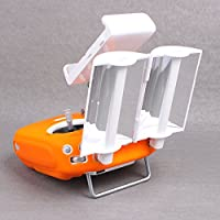 Drone Fans Phantom3/4 Foldable Remote Control Antenna Signal Booster Specular Silver Surface Reinforce Signal Extend Enhance for DJI Phantom 4/3 Inspire 1