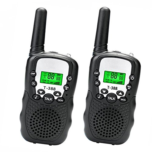 Boys Toys 8 11, DIMY Walkie Talkies for Kids Boys Toys 3-7 Toys for 4-5 Year Old Boys Black DJ07