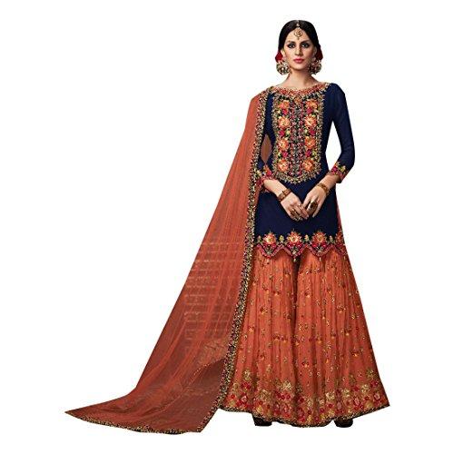 tradizionale Sharara personalizzato per 2723 musulmano abito burqa kammez deisgner indiano ragazza kurta pakistano fit salwar sposa donna matrimonio per misurare kamiz niqab hijab kaftaan nUgnxrRw8
