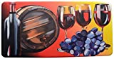 Stephan Roberts Premium Anti-Fatigue Kitchen Mat, 20'' x 39''x.5'', Wine Country/Multicolored
