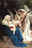 The Virgin of the Angels: William-Adolphe Bouguereau Journal Christian Blank Lined Book (Great Works of Art Notebooks)