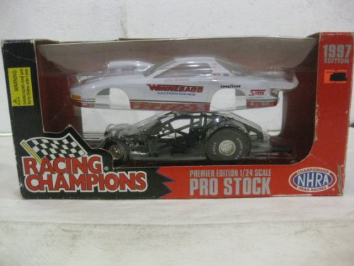 - Mike Edwards Winnebago Motorhomes NHRA Pro Stock In White Diecast 1:24 Scale By Racing Champions