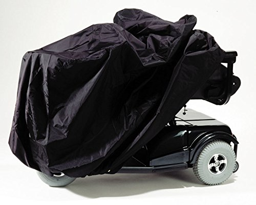 Access Grommets - EZ-ACCESS Accessories, Power Chair Cover (3.25 lbs), Protect Your Power Wheelchair From Sun, Dust, and Mildew while In Storage Or Travel, Water Resistant, Includes Stuff Case, Tie Down Grommets