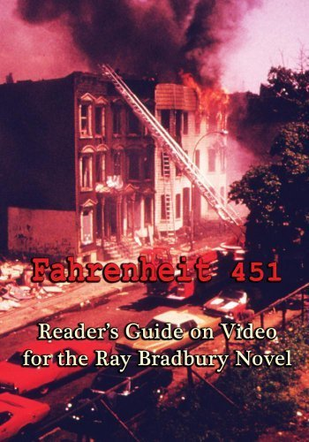 Fahrenheit 451: Reader's Guide on Video for the Ray Bradbury Novel by Robert Crayola