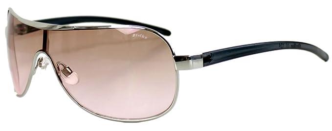 Sonnenbrille / Pilotenbrille silber rosé ntyu0fwIS7