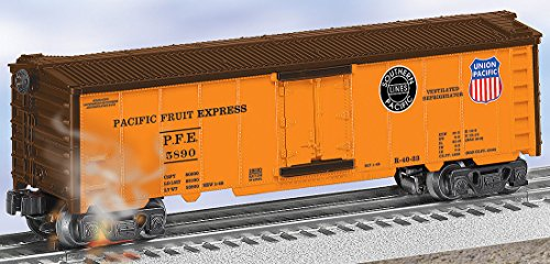 Express Reefer (6-29830 Lionel Pacific Fruit Express Hot Box Reefer .HN#GG_634T6344 G134548TY46233)
