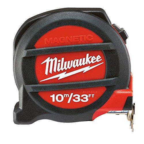 UPC 045242317707, Milwaukee 48-22-5233 33'/10M Magnetic Tape Measure