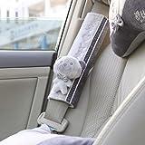 Auto Car Seat Belt Cover Plush Seat Shoulder Pad