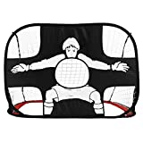 Foldable Football Gate,Gate Extra-Sturdy Portable,Soccer Ball Practice Gate Children Students Outdoor Sports,Soccer Training Goal