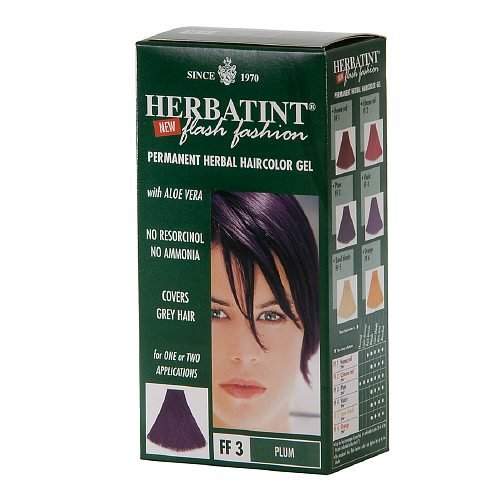 HERBATINT HAIR COLOR,PLUM, CT by Herbatint