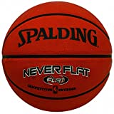 "Spalding Neverflat Outdoor Basketball - Official Size 7 (29.5"")"