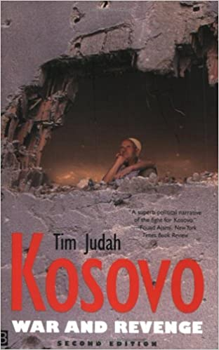 Book Kosovo: War and Revenge (Yale Nota Bene)