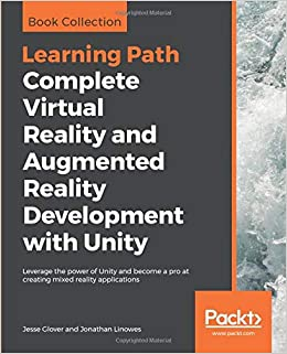 Complete Virtual Reality and Augmented Reality Development