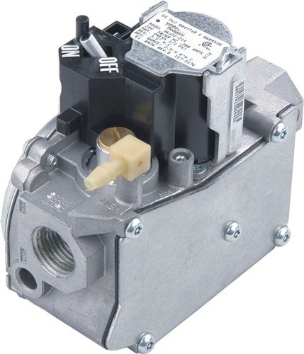 White Natural Gas Range - White-Rodgers 36J24-614 Series 36J Slow Opening Single Stage Natural/Lp Gas Valve, 1/2