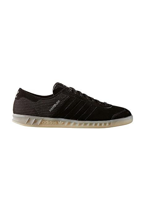 adidas Hamburg Tech Calzado black/silver CYSPx