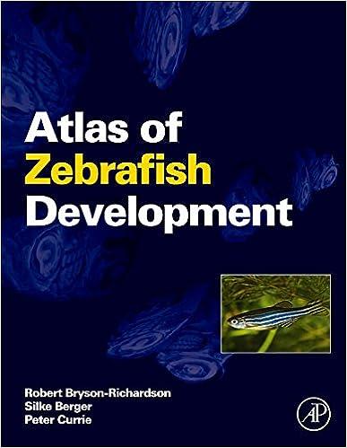 Atlas Of Zebrafish Development 9780123740168 Medicine Health