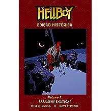 Hellboy. Paragens Exóticas - Volume 7