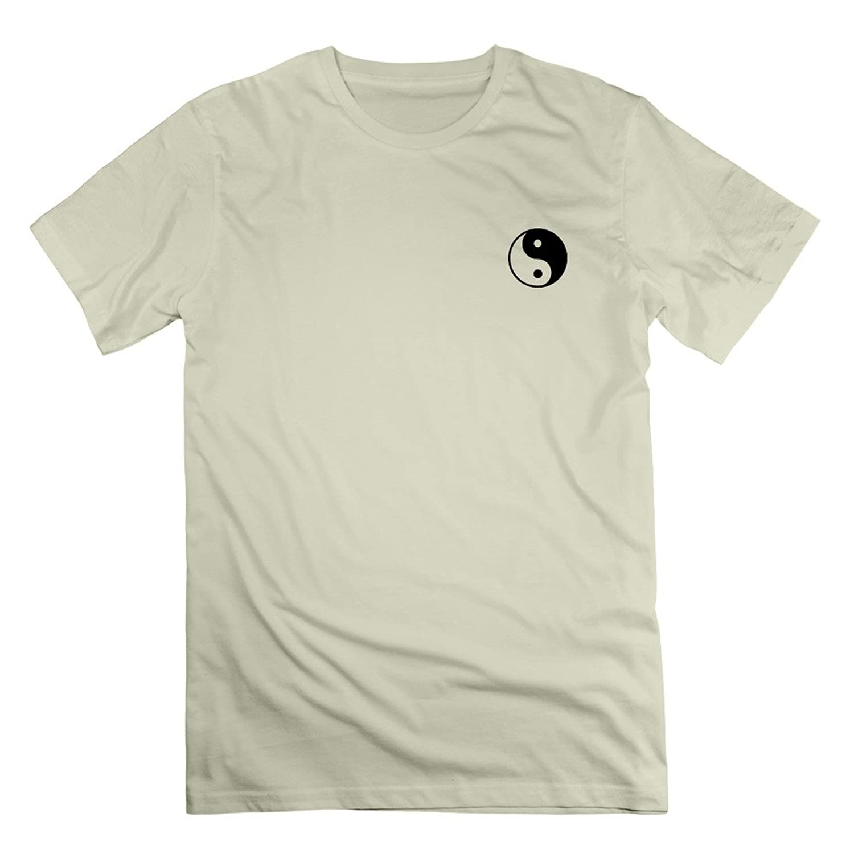 ReRabbit Yin Yang T Shirt For Men Natural