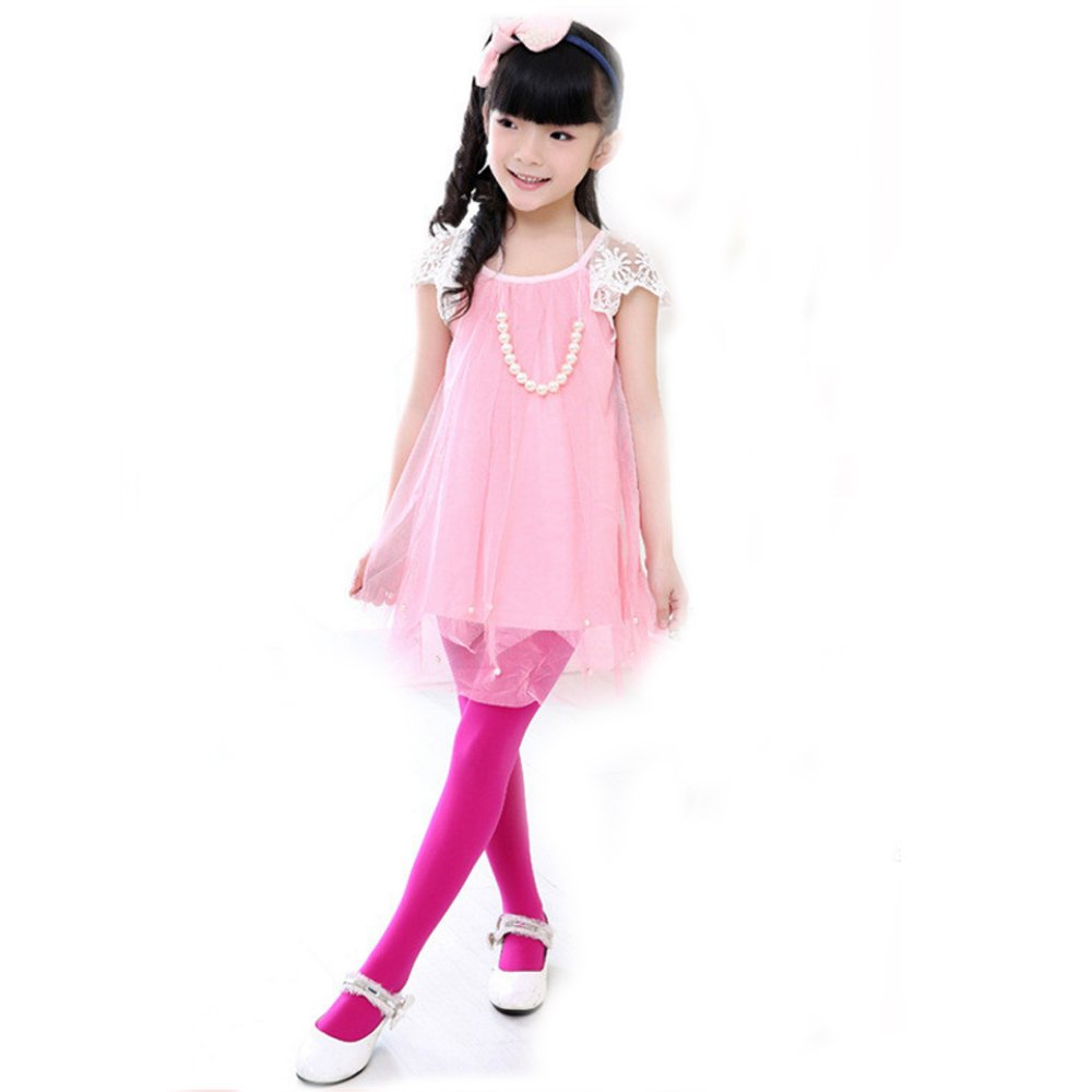 a2eb8e91fbe6a Amazon.com : 2 Pairs Baby Girl Dancing Socks Velvet Pantyhose Tights  Leggings Pants Stockings Socks Soft Suitable for 4-6 Years Old Kids Toddler  Children, ...