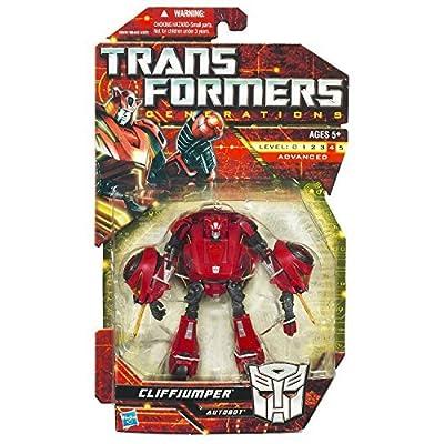 Transformers Generations: Autobot Cliffjumper Action Figure