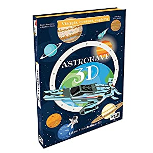 Astronave 3D. Viaggia, conosci, esplora.