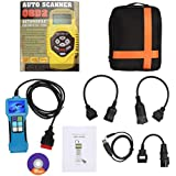 ICARSCANNER Truck Diagnostic Tool T71 For Heavy Truck and Bus Code Reader Scan Tool