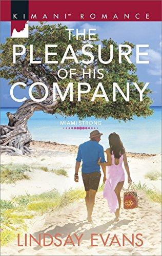 book cover of The Pleasure of His Company