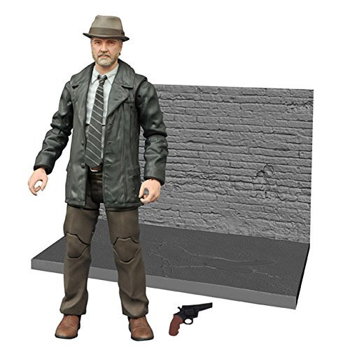 Diamond Select GOTHAM Gotham Select Series Action Figure Herbie block / Diamond Select GOTHAM SELECT DETECTIVE HARVEY BULLOCK [parallel import goods]