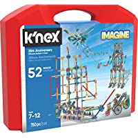K'NEX Imagine 25th Anniversary Ultimate Builder's Case (750-Piece)