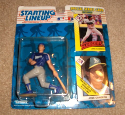 1993 Jose Canseco MLB Starting Lineup