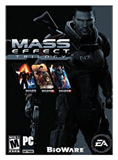 Mass Effect Trilogy [Online Game Code] (B009XDMQ0W) | Amazon Products