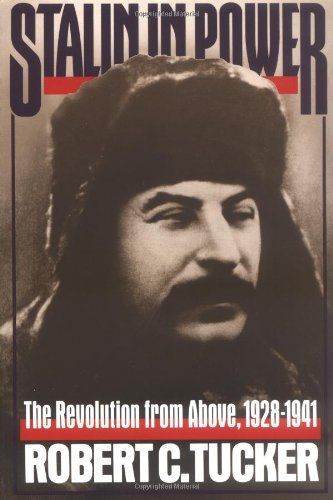 Stalin in Power: The Revolution from Above, 1928-1941 (World Game 1953 Series)