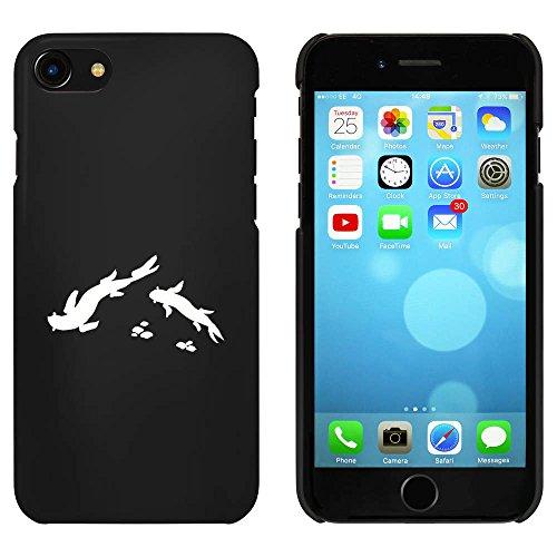Schwarz 'Chinesischer Fisch' Hülle für iPhone 7 (MC00062481)