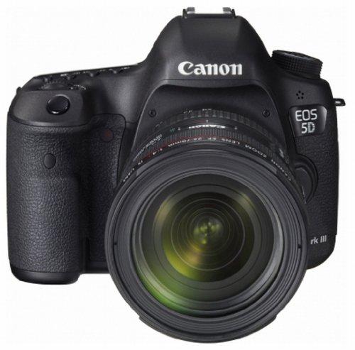 キヤノン イオス5Dマークスリーブラック レンズキット EF2470mm F4L IS USMの商品画像