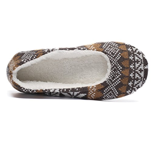 Ofoot Ofoot Ofoot Chaussons Café femme pour pour pour Chaussons femme Café Chaussons S0SnqrTWf