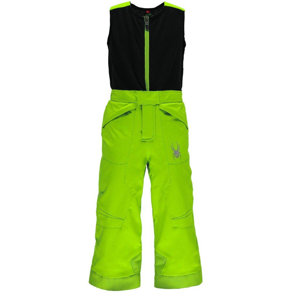 Spyder Boys Mini Expedition Pants, Size 5, Bryte Green