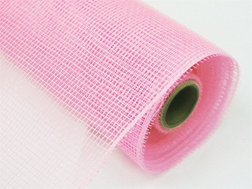 21 Inch X 10 Mesh Roll - Pink