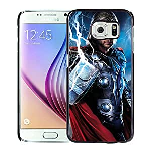 Thor For Samsung Galaxy S6 Black Case Cover