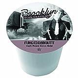 k cups dark roast brooklyn - Brooklyn Beans Coffee Fuhgeddaboutit Dark Roast Single Serve K-Cups - 24ct Box