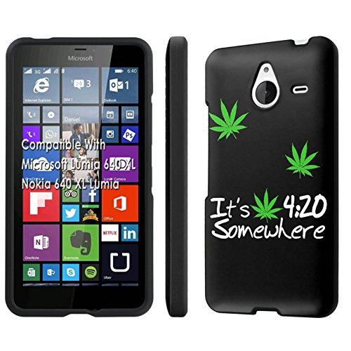 Microsoft Lumia 640 XL/ Nokia 640 XL Lumia Case, [NakedShield] [Black] Total Armor Protection Case - [420] for Microsoft Lumia 640 XL/ Nokia 640 XL Lumia