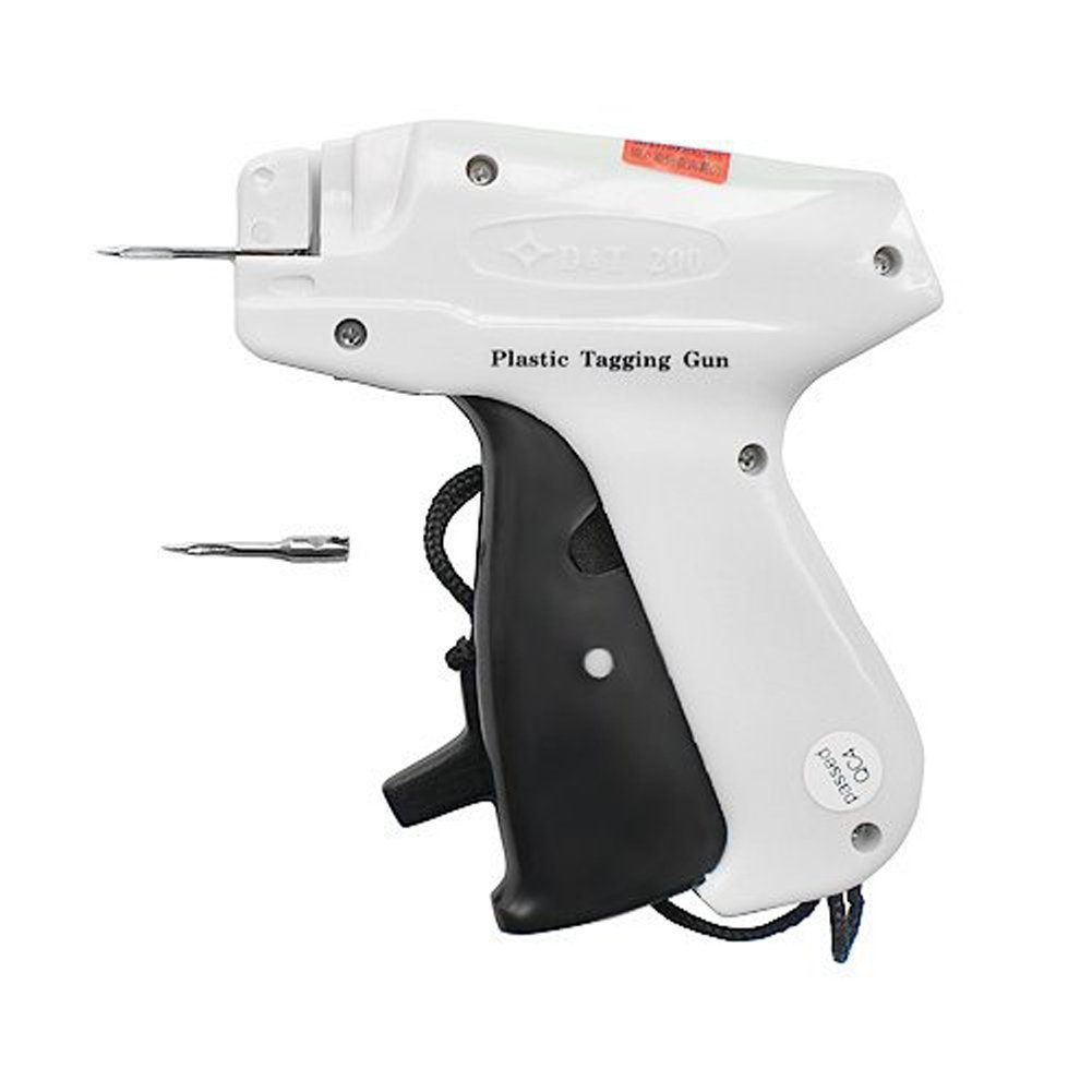 Marrywindix 1000barbs Free Garment Price Label Tag Tagging Gun Comfort Grip Standard Tag Attaching Tagging Gun by bestcuttoday